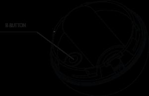 motion sensor body