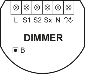 install1 0 300x260 dimmer 2 light controller fibaro manuals fibaro dimmer 2 wiring diagram at crackthecode.co