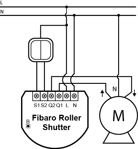 fgr1 roller shutter 2 fibaro manuals electric shutter wiring diagram at bayanpartner.co
