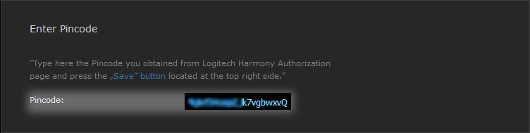 logitech harmony set up