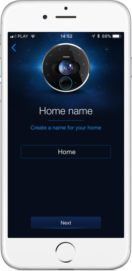 smart intercom ios app