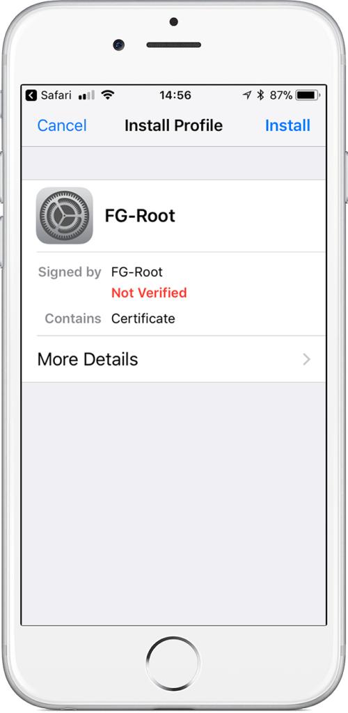 intercom app setup 1