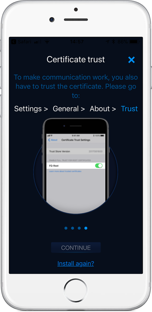 doorbell camera application iTunes