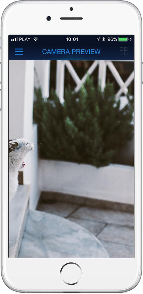 smart video doorbell camera instal